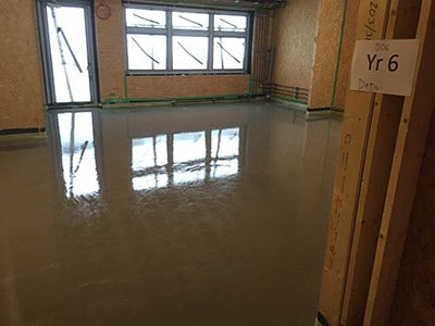 FLOW SCREED SERVICES