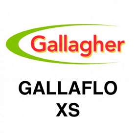 Gallagher Gallaflo XS logo