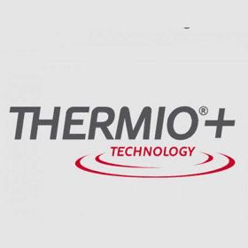 THERMIO+ TECHNOLOGY logo