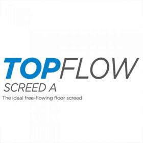 TOPFLOW SCREED A logo